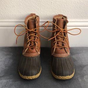LL Bean Winter Waterproof Boots